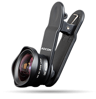 Smartphone Clip On Travel Lens