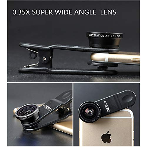 Full Screen Super Wide Angle Mobile Phone Lens | Adcom India :)